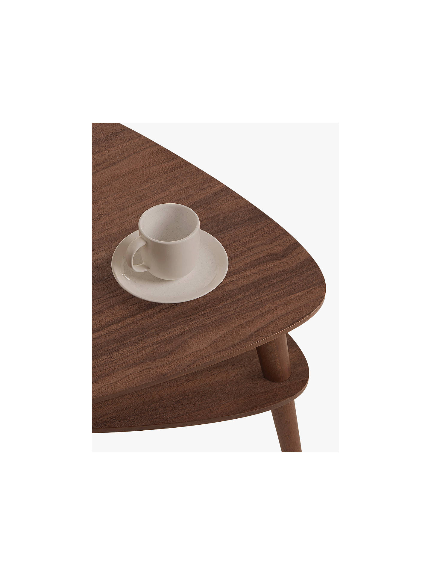 Buy John Lewis & Partners Grayson Coffee Table, Brown Online at johnlewis.com