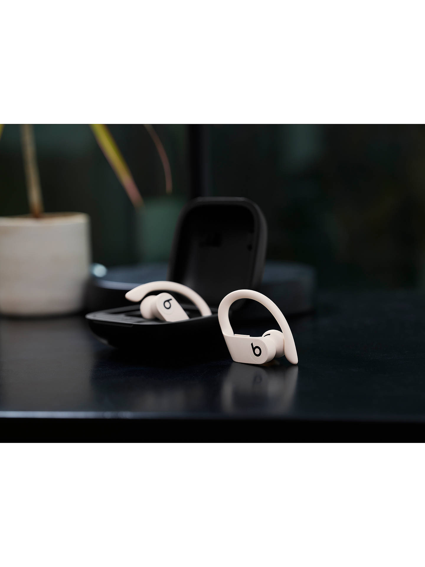 Buy Powerbeats Pro True Wireless Bluetooth In-Ear Sport Headphones with Mic/Remote, Ivory Online at johnlewis.com