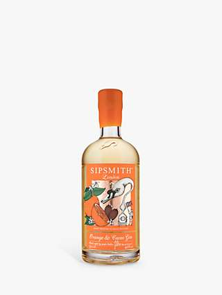 Sipsmith Orange & Cacao Gin, 50cl
