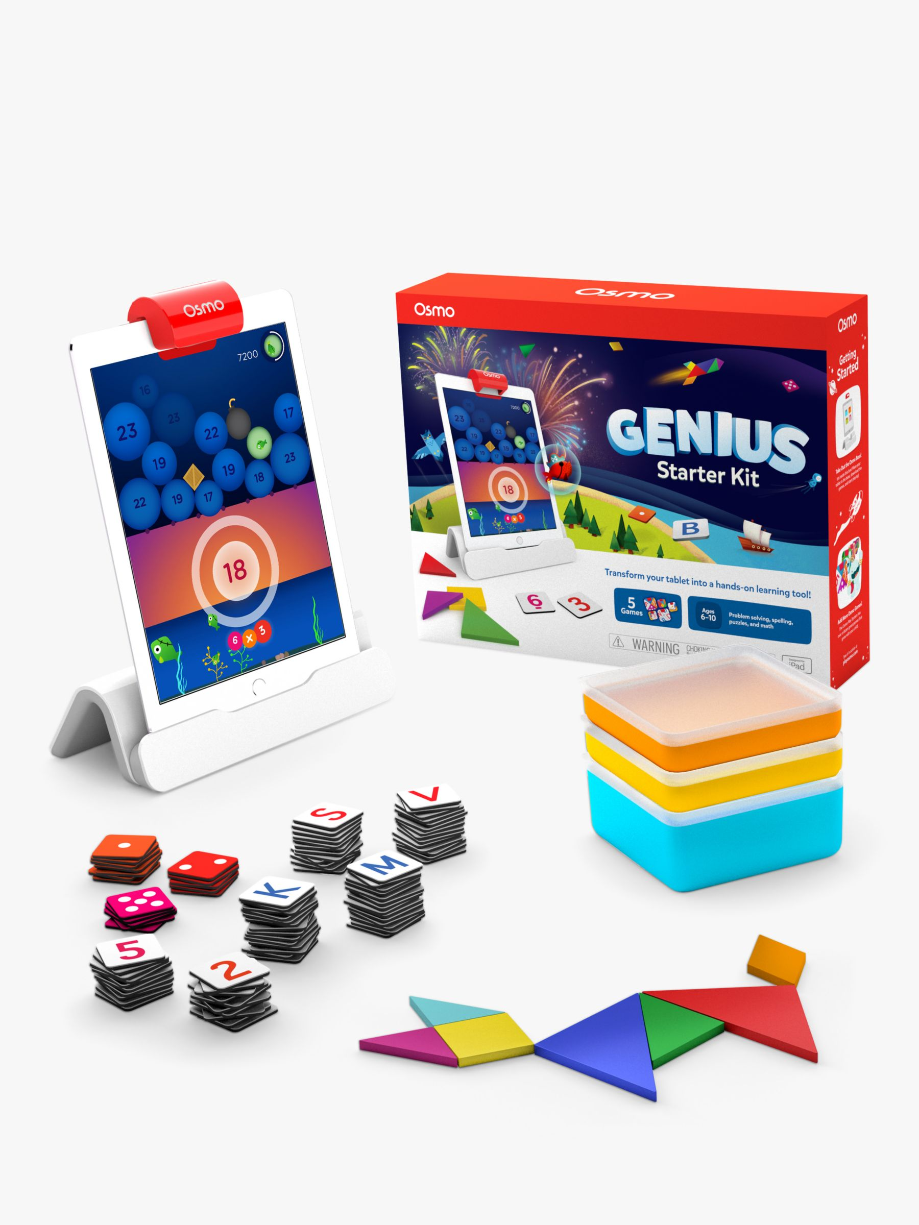 Osmo Osmo Genius Starter Kit