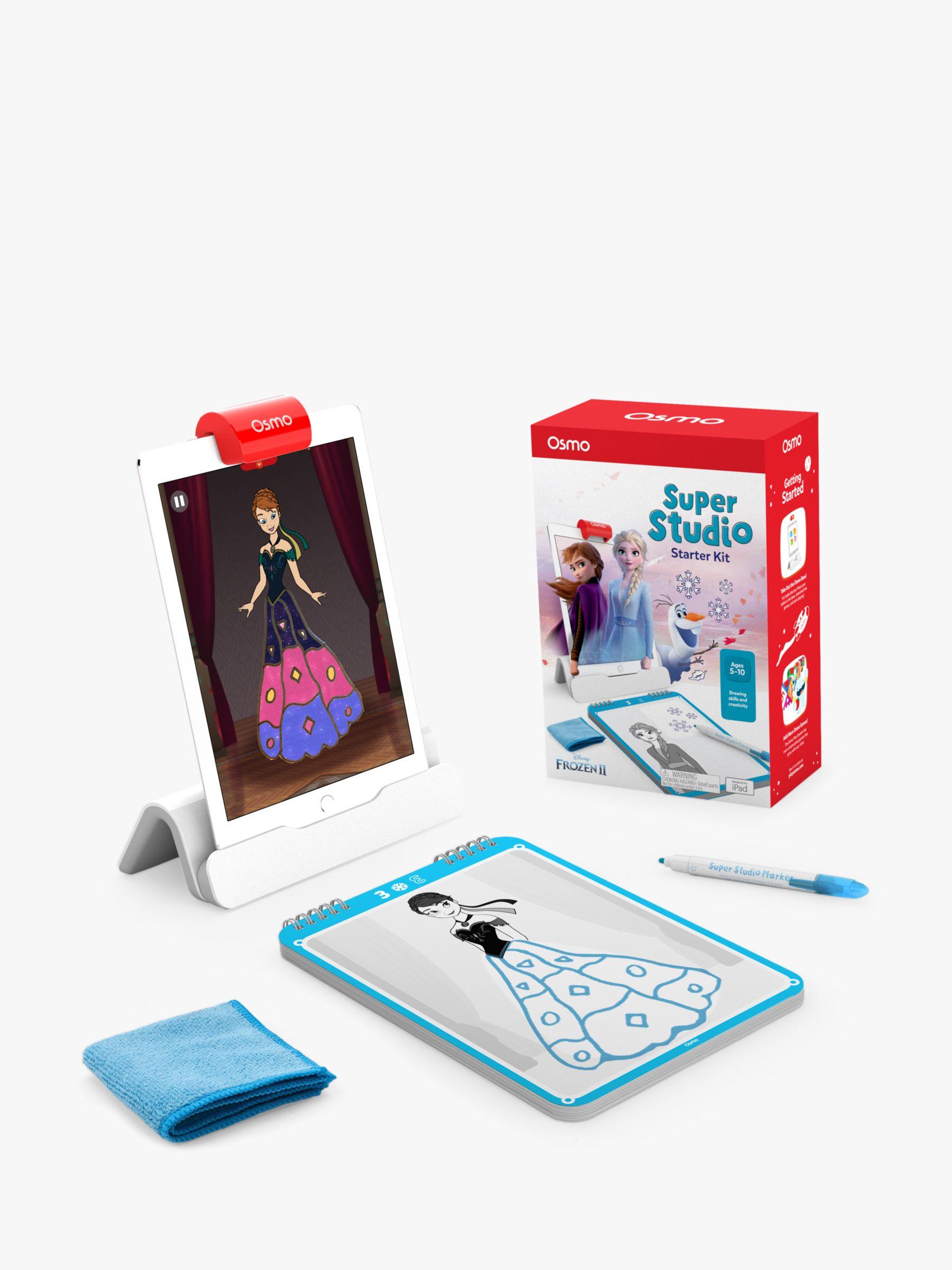 Osmo Osmo Super Studio Disney Frozen II Starter Kit