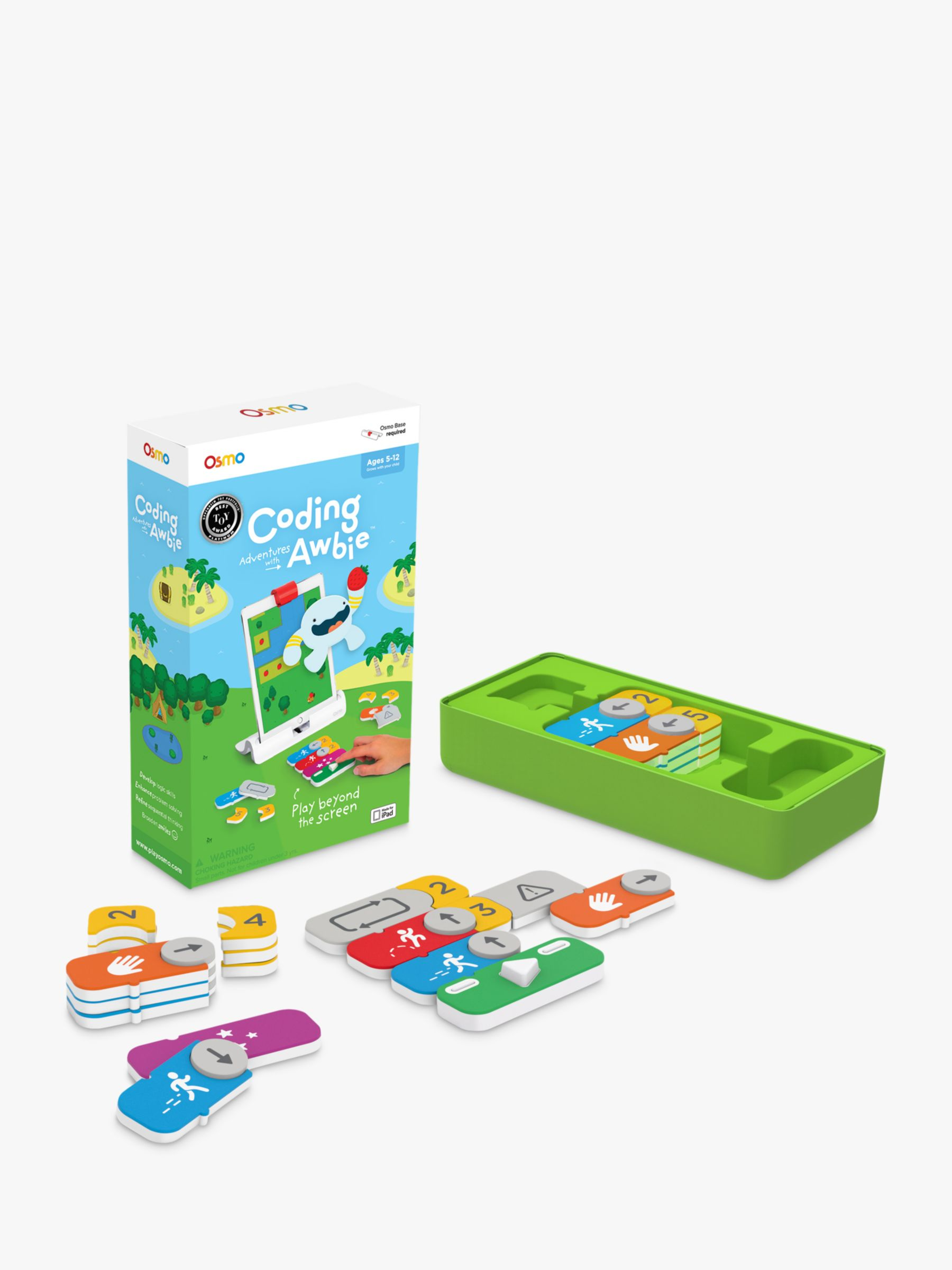 Osmo Osmo Coding with Awbie Game Set