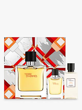 HERMÈS Terre d'Hermes Pure Parfum 75ml Fragrance Gift Set
