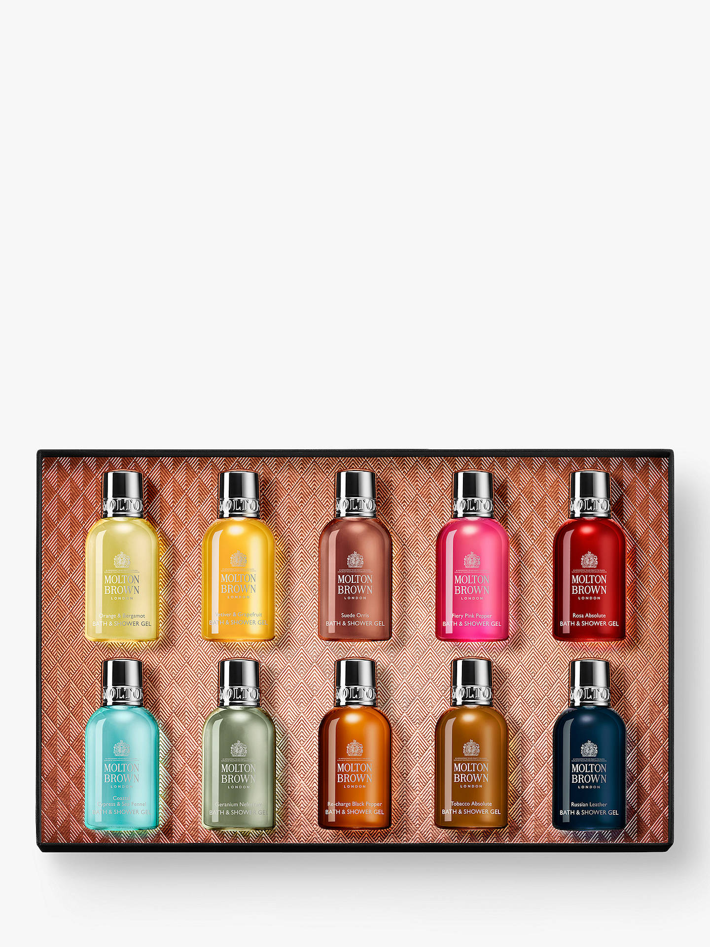 Molton Brown Stocking Filler Collection Bodycare Gift Set by Molton Brown