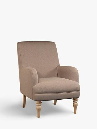 Sterling Range, John Lewis & Partners Sterling Armchair, Light Leg, Reuben Rosa