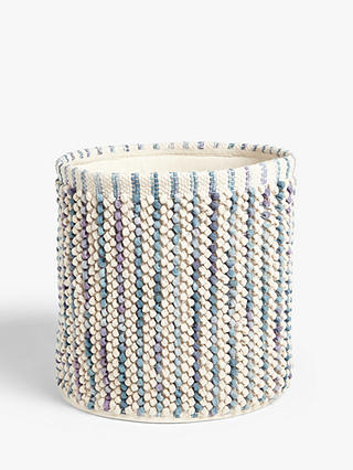 Buy John Lewis & Partners Fusion Tie Dyed Basket Online at johnlewis.com