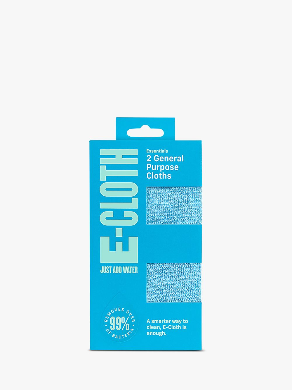e-cloth e-cloth General Purpose Cleaning Cloths, Pack of 2
