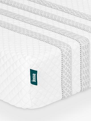 Leesa Luxury Hybrid Pocket Spring Mattress, Medium Tension, Double