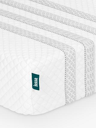 Leesa Luxury Hybrid Pocket Spring Mattress, Medium Tension, King Size