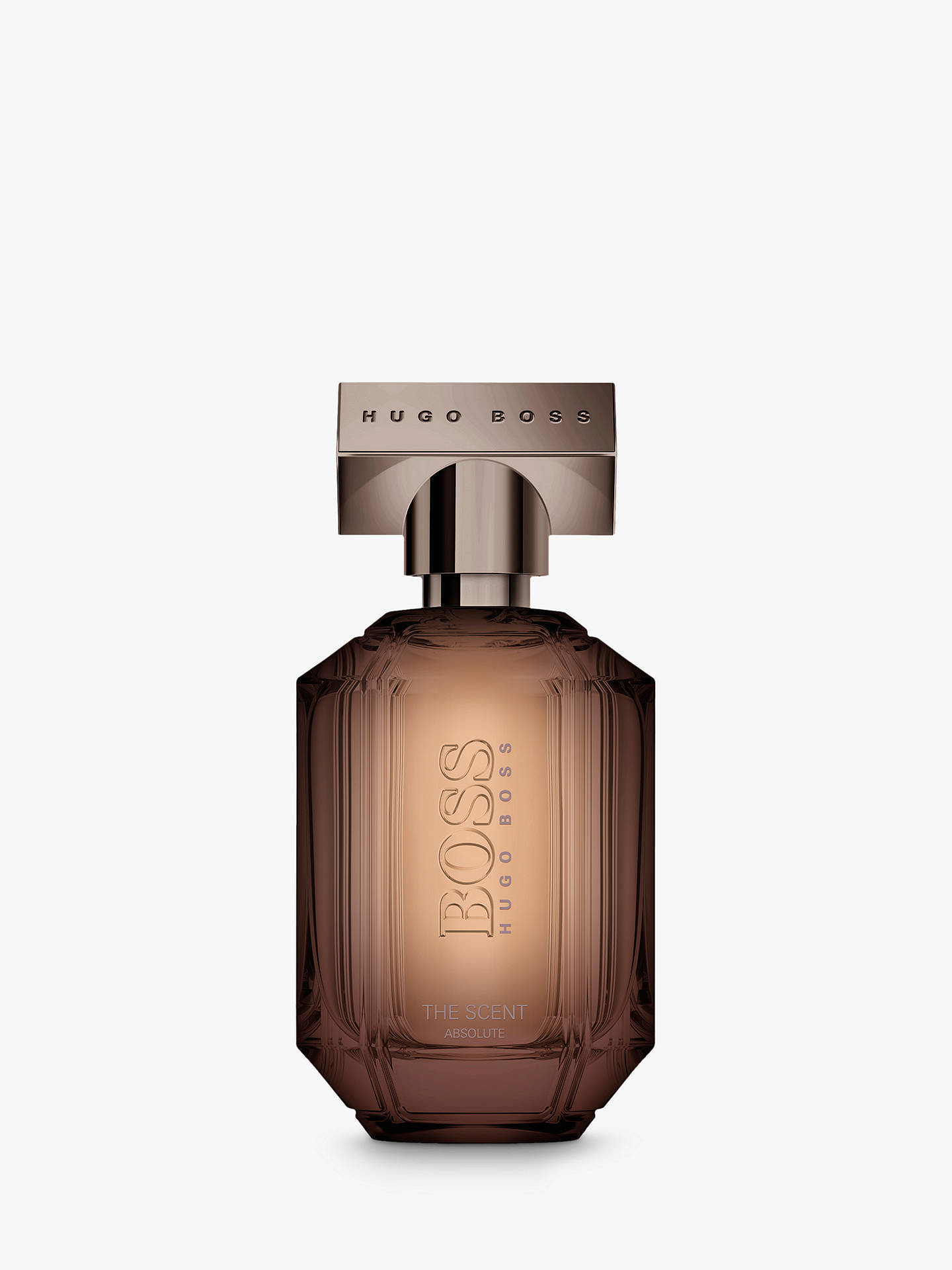 Buy HUGO BOSS BOSS The Scent Absolute For Her Eau de Parfum, 50ml Online at johnlewis.com