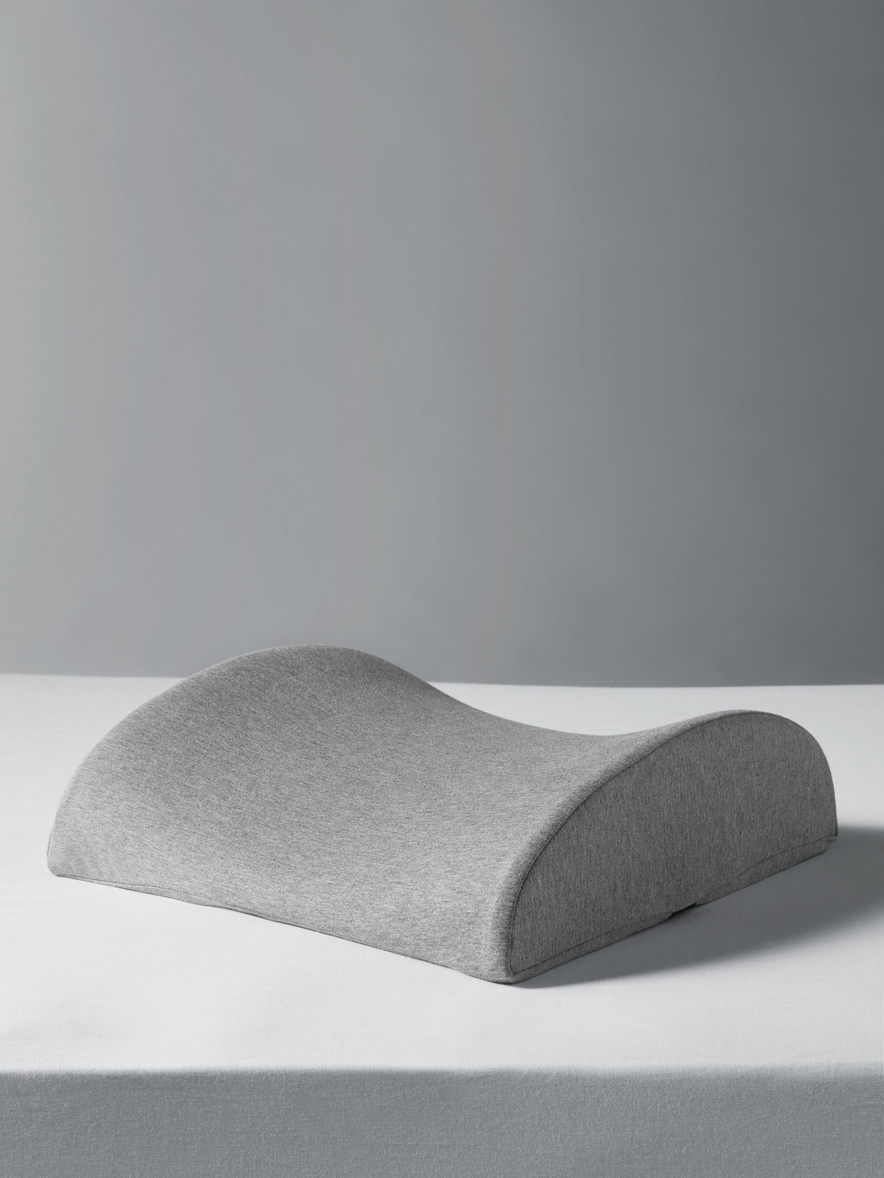 John Lewis & Partners Specialist Synthetic Lumbar Support Pillow