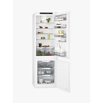 AEG SCE8181VTS Integrated Fridge Freezer, A+ Energy Rating