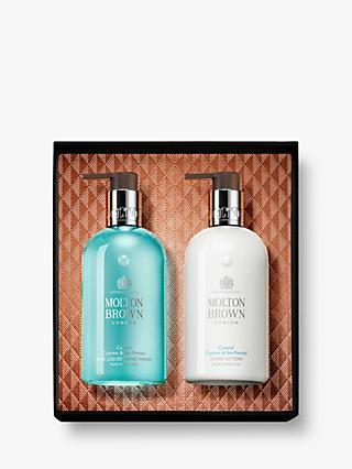 Molton Brown Coastal Cypress & Sea Fennel Hand Gift Set