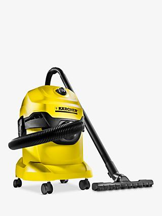 Kärcher WD 4 Wet and Dry Vacuum Cleaner
