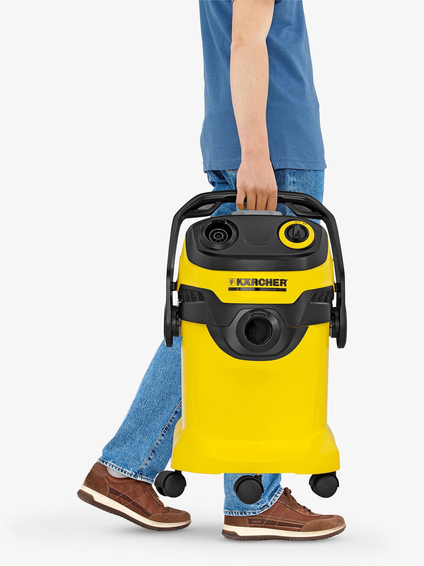 Karcher WD 5 Wet and Dry Vacuum Cleaner