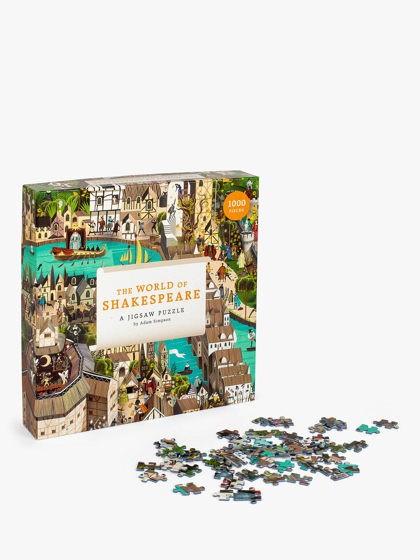Gallery pieces become online jigsaw