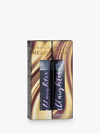 Urban Decay Heavy Dose All Nighter Setting Spray Duo Makeup Gift Set
