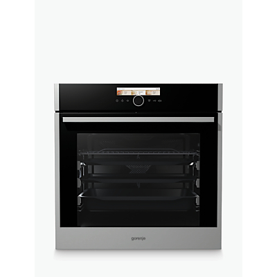 Gorenje BO798S53X Single Electric Oven, A+ Energy Rating, Stainless Steel