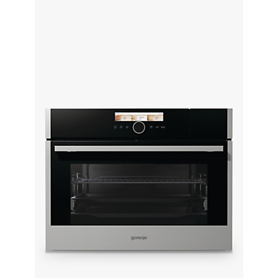 Gorenje BCS598S24XUK Single Electric Oven, A+ Energy Rating, Stainless Steel