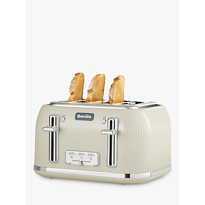 Breville Flow Collection 4-Slice Toaster