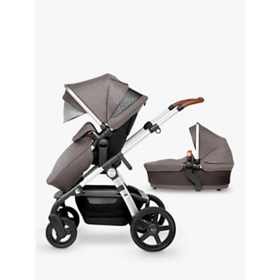 Silver Cross Wave Pushchair and Carrycot – Sable