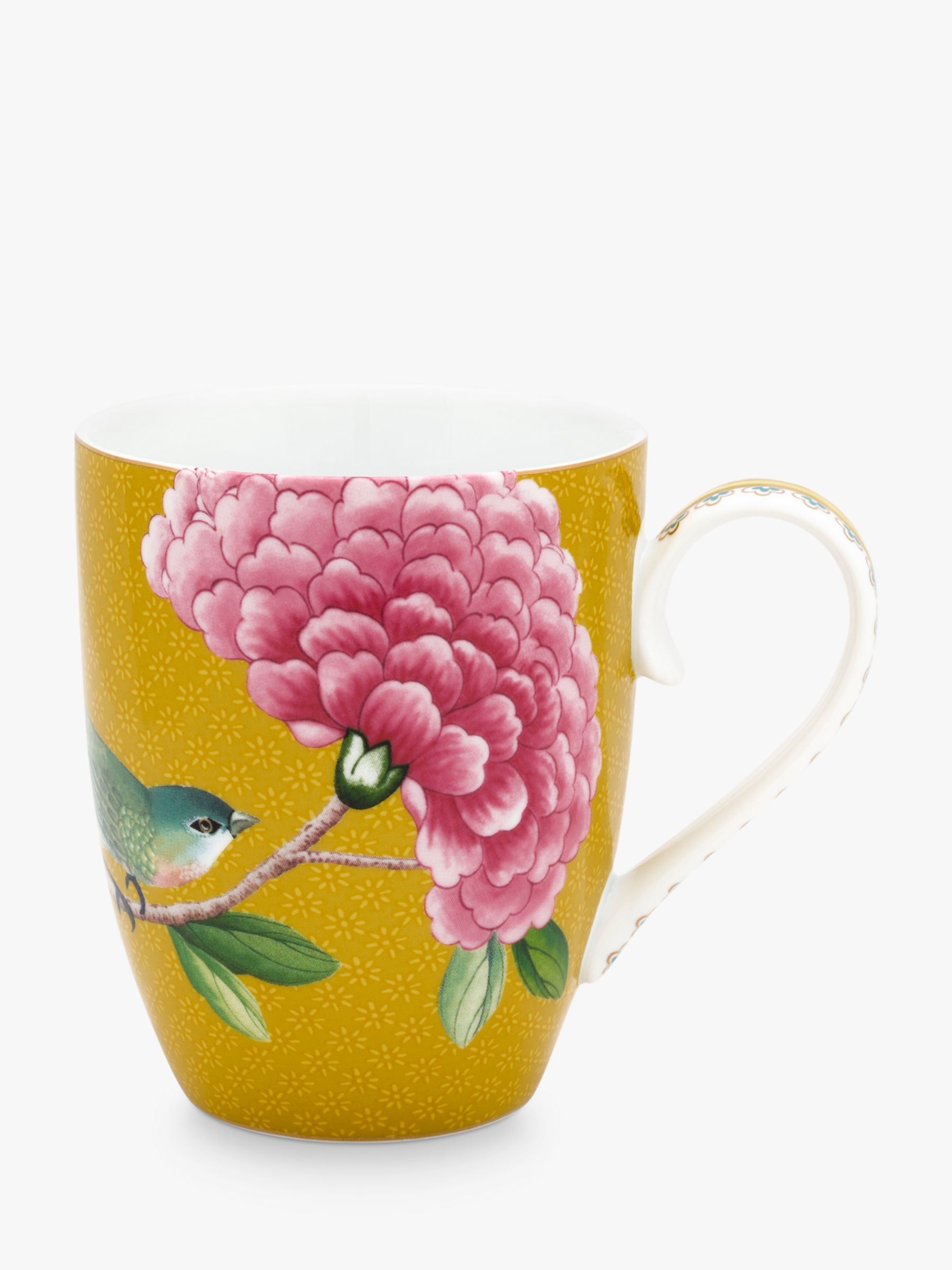 PiP Studio PiP Studio Blushing Birds Large Mug, 350ml