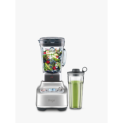 Sage SBL920BSS Super Q Food Blender, Stainless Steel