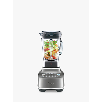 Sage SBL820SHY The Q Food Blender, Silver