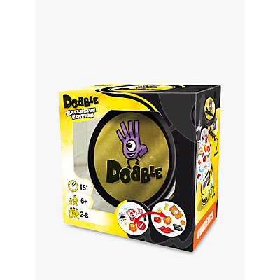 Image of Dobble Card Game, Exclusive Edition