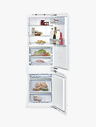 Neff KI8865D30 Integrated Fridge Freezer, A++ Energy Rating, 56cm Wide, White