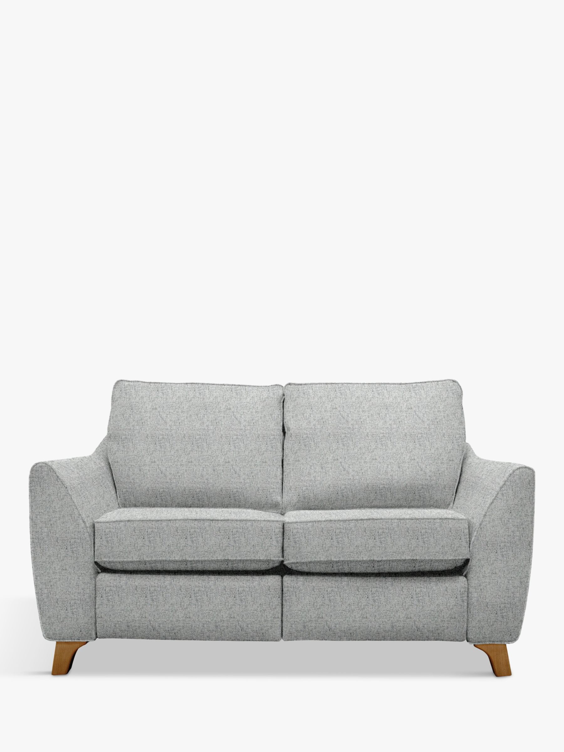 G Plan Vintage G Plan Vintage The Sixty Eight Small 2 Seater Sofa with Footrest Mechanism, Sorren Grey