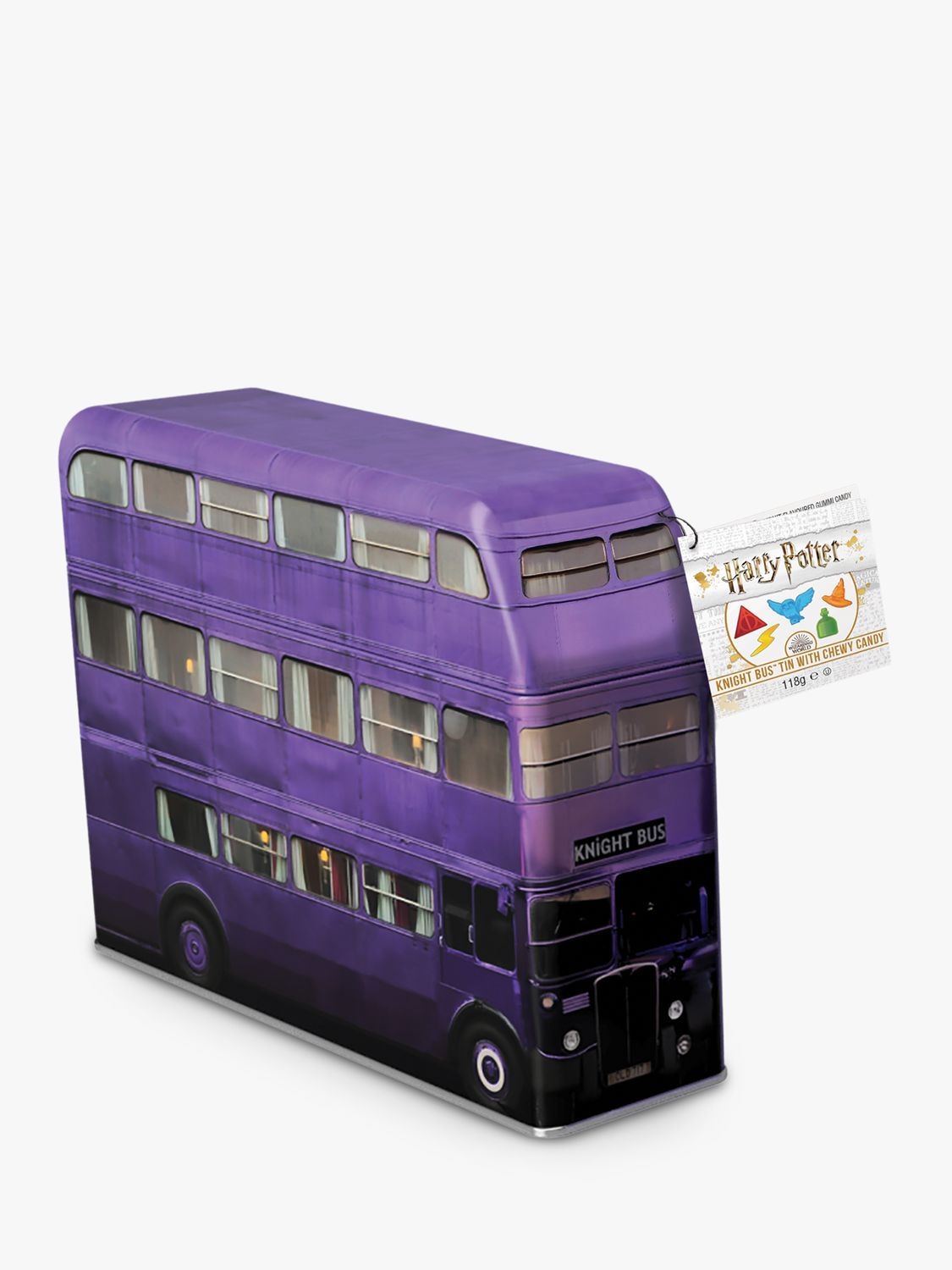 Jelly Belly Jelly Belly Harry Potter Night Bus Tin, 112g