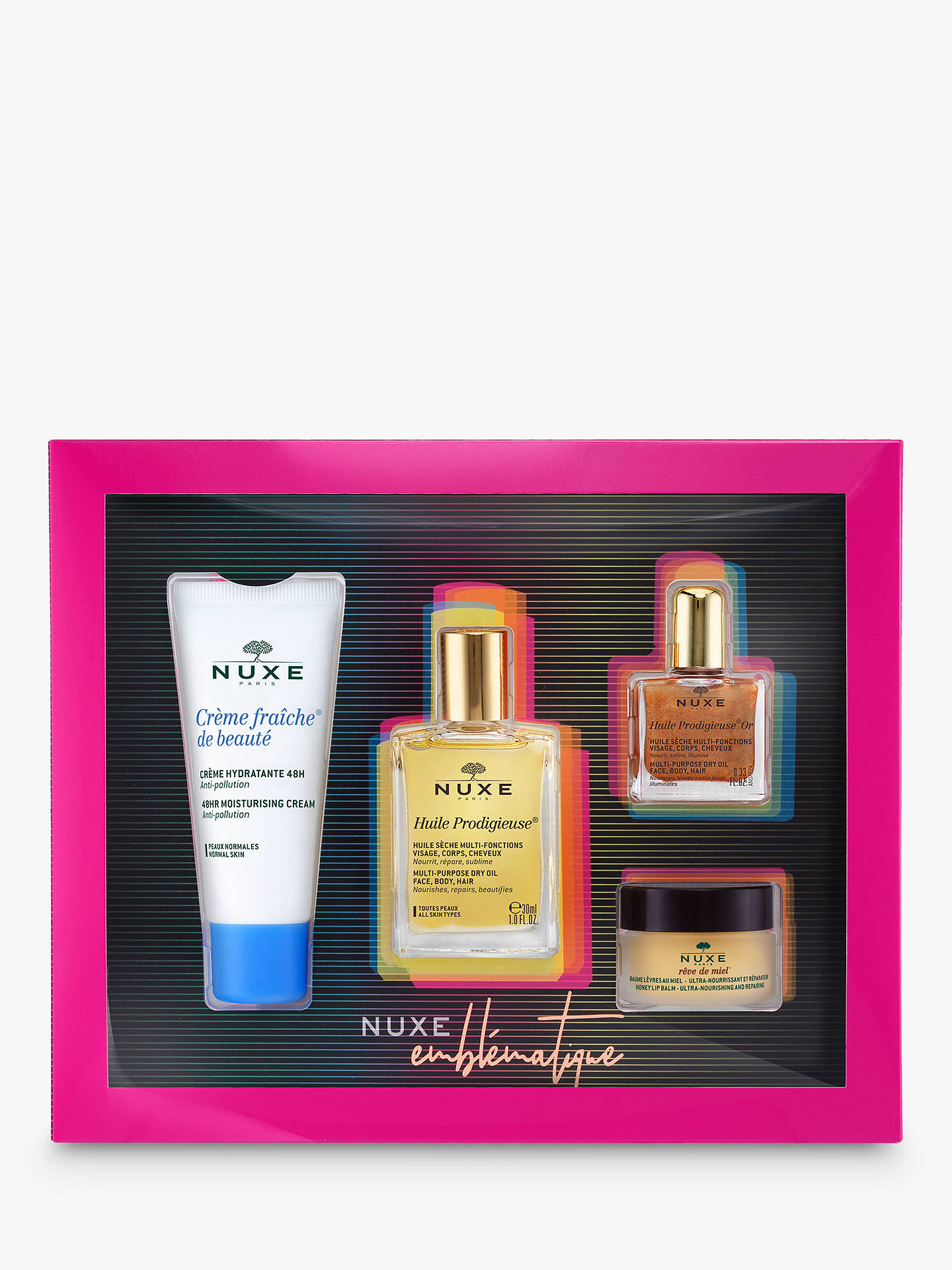Nuxe Best Sellers Skincare Gift Set by Nuxe
