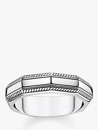 THOMAS SABO Rebel Ring, Silver
