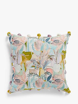 John Lewis & Partners Palmeraie Cushion, Multi