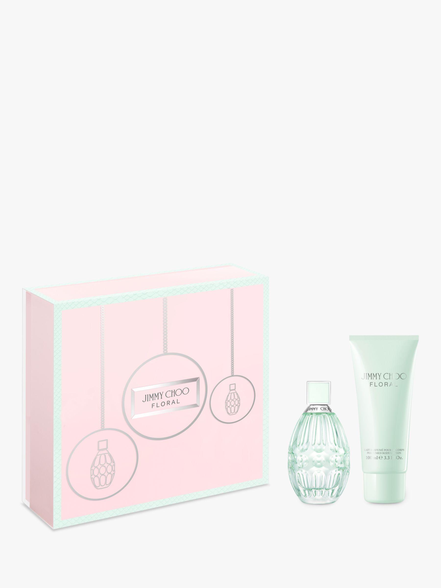 Jimmy Choo Jimmy Choo Floral Eau de Toilette 60ml Fragrance Gift Set