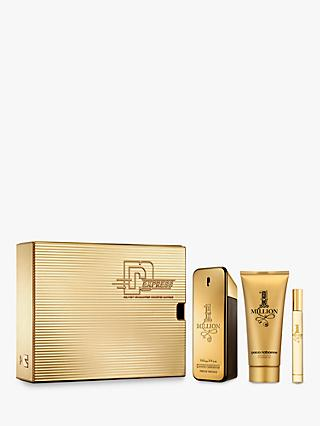Paco Rabanne 1 Million 100ml Eau de Toilette Fragrance Gift Set
