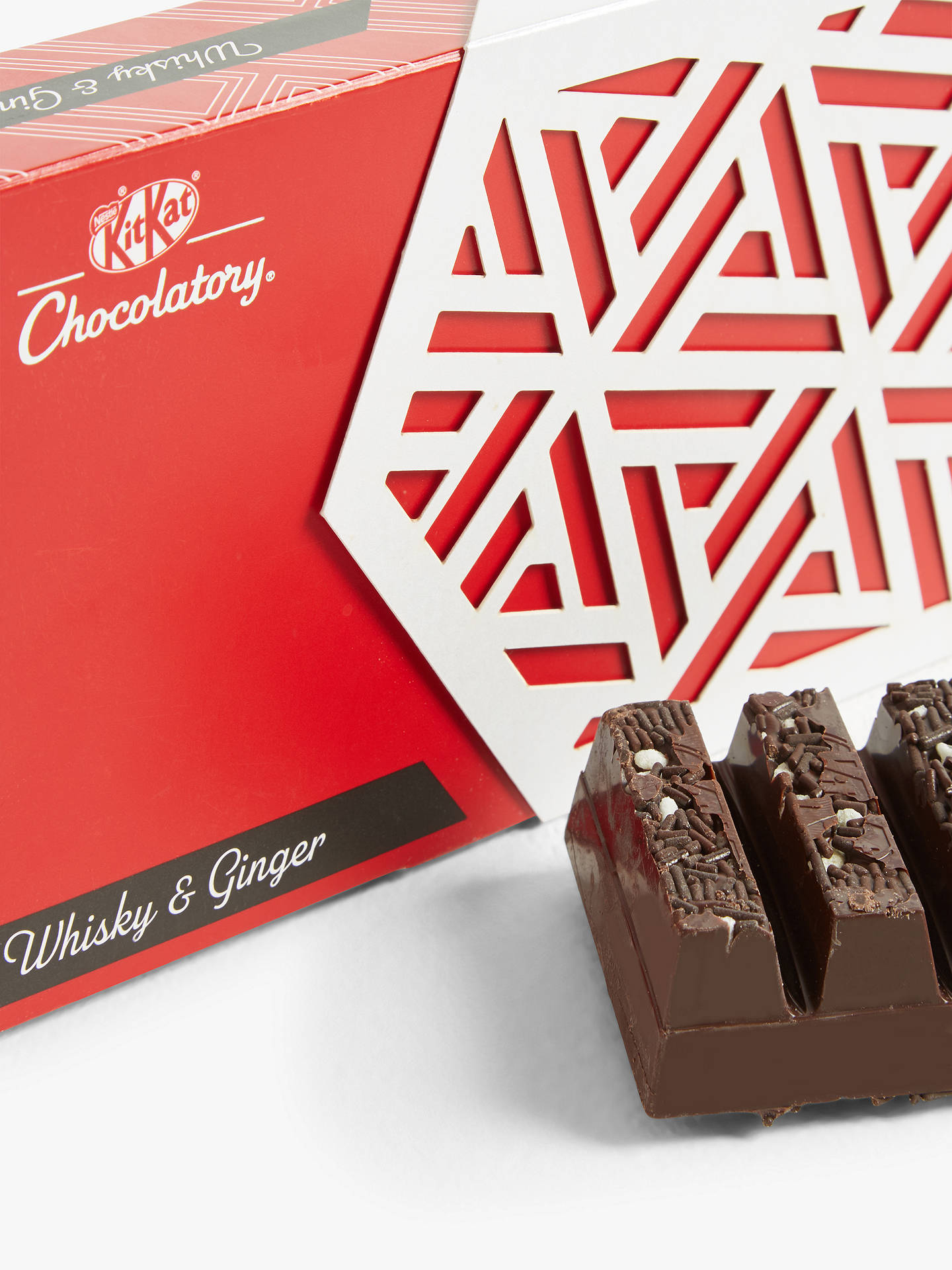 Buy KitKat Chocolatory Whisky & Ginger, 6 Finger Pack, 76g Online at johnlewis.com