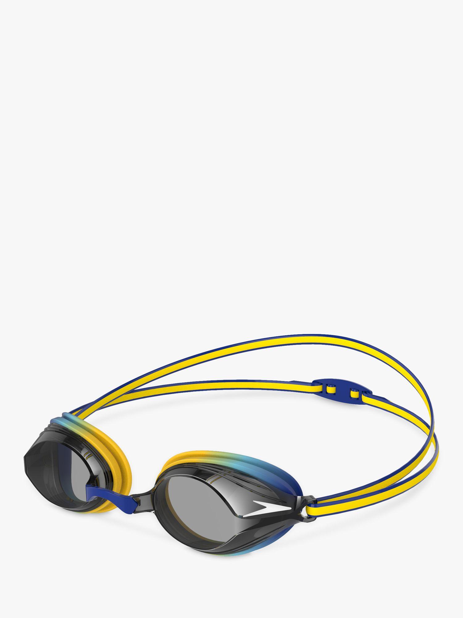Speedo Speedo Vengeance Junior Swimming Goggles, Yellow