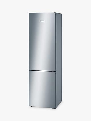Bosch KGN39VL3AG Freestanding 60/40 Fridge Freezer, A++ Energy Rating, 60cm Wide, Silver