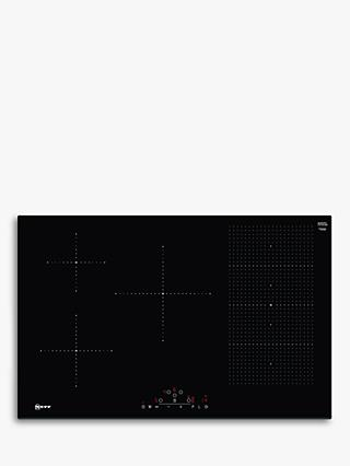Neff T58FD20X0 80cm Induction Hob, Black