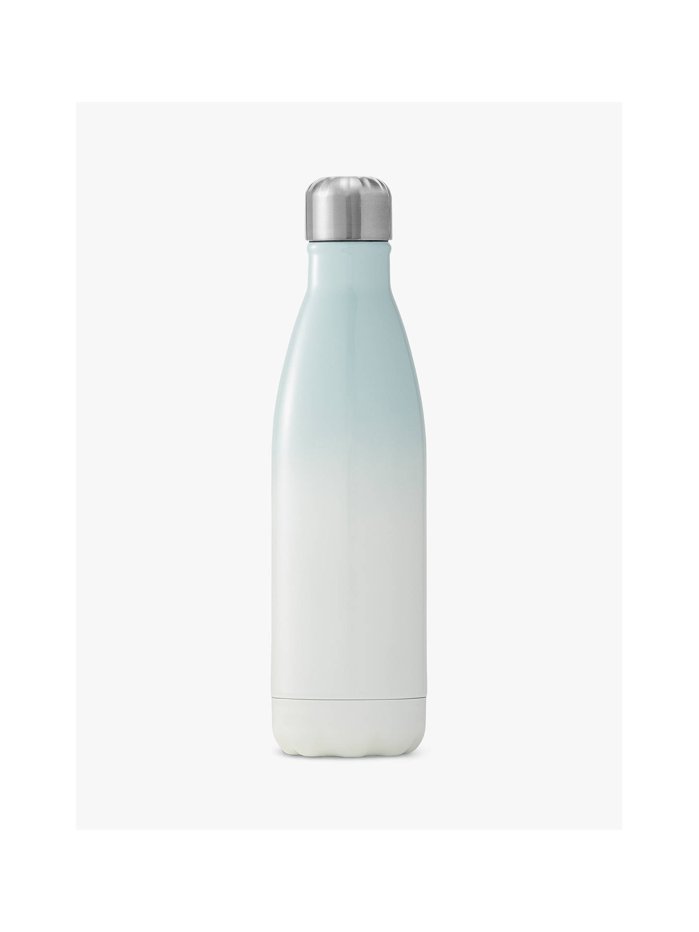 Buy BBC Earth Penguins S'well Vacuum Insulated Drinks Bottle, 500ml, Blue/Multi Online at johnlewis.com