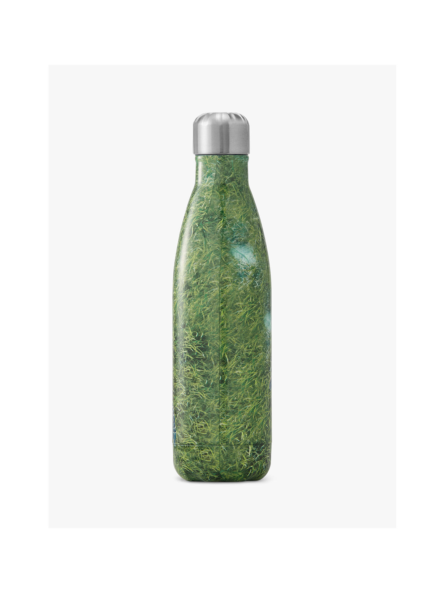 Buy BBC Earth Green Turtle S'well Vacuum Insulated Drinks Bottle, 500ml Online at johnlewis.com