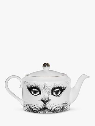 Rory Dobner Cat Monocle Teapot
