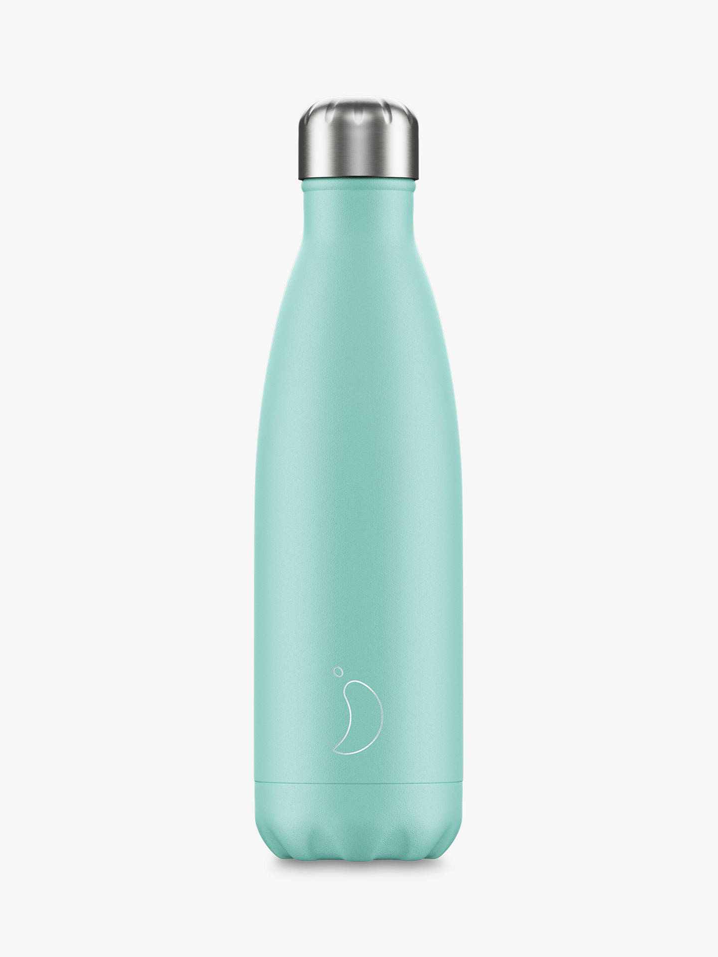 Chillys Vacuum Insulated Leak Proof Drinks Bottle 500ml Pastel Green