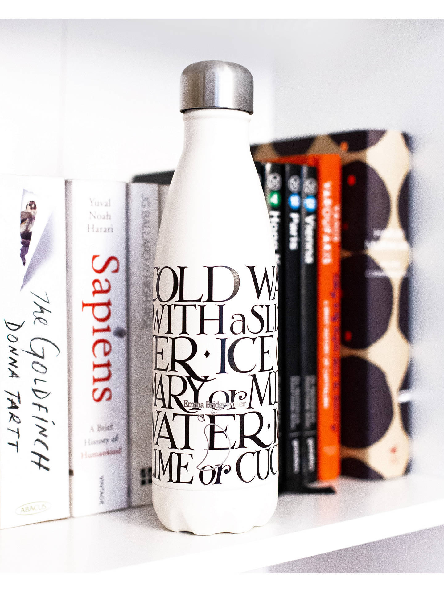 Buy Chilly's Emma Bridgewater Dogs Print Insulated Leak-Proof Drinks Bottle, 500ml Online at johnlewis.com