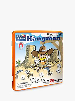 Take 'n Play Anywhere Magnetic Hangman