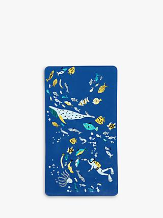 John Lewis & Partners Under the Sea In-Bath Mat