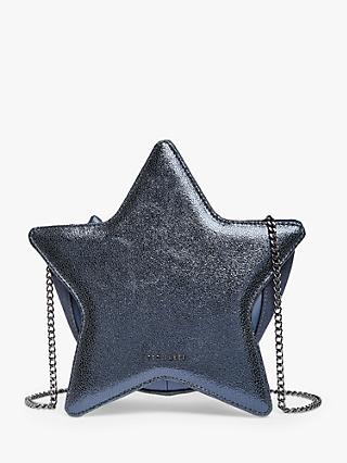 Ted Baker Starry Leather Circle Cross Body Bag
