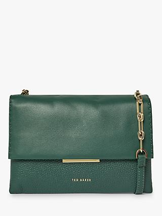 Ted Baker Diilila Leather Cross Body Bag